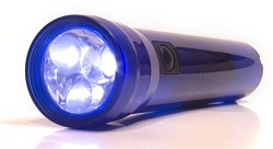 LED Flashlight small